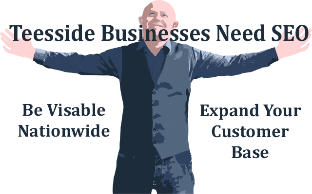 SEO for Teesside businesses